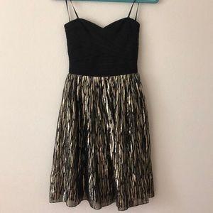 Erin Fetherston Strapless Cocktail Dress